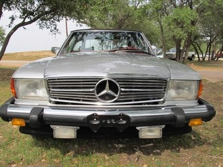 1975 Mercedes Benz 450 SL Beaumont, TX