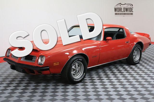 1975 Pontiac FIREBIRD 455 AUTO FORMULA | Denver, Colorado | Worldwide Vintage Autos