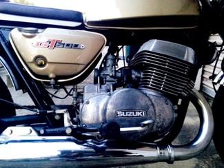 1975 Suzuki GT500 Custom Vintage Cafe Racer Cocoa, Florida 5