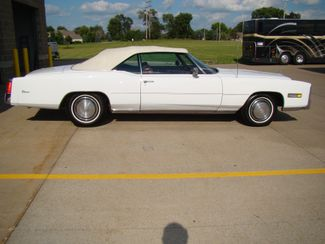 1976 Cadillac Eldorado Convertible Bettendorf, Iowa 6