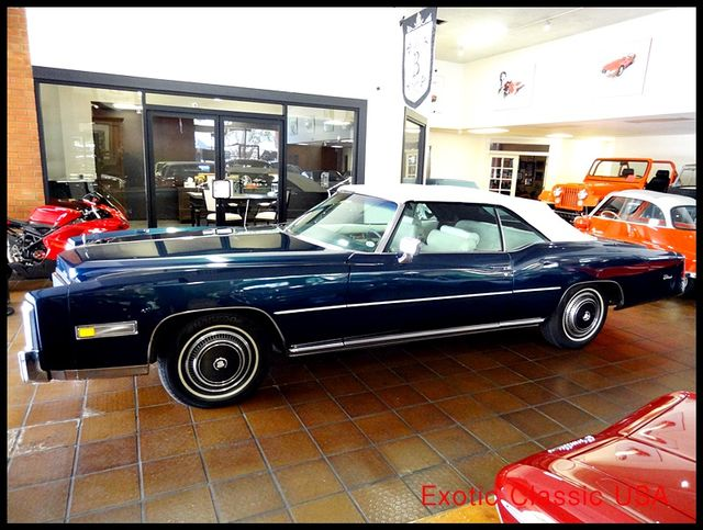 1976 Cadillac Eldorado San Diego, California 0