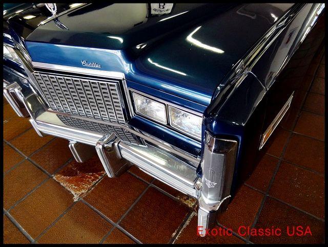 1976 Cadillac Eldorado San Diego, California 8