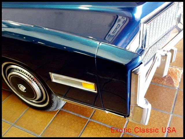 1976 Cadillac Eldorado San Diego, California 19