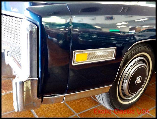 1976 Cadillac Eldorado San Diego, California 43