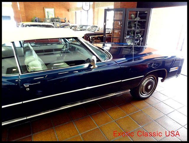1976 Cadillac Eldorado San Diego, California 3