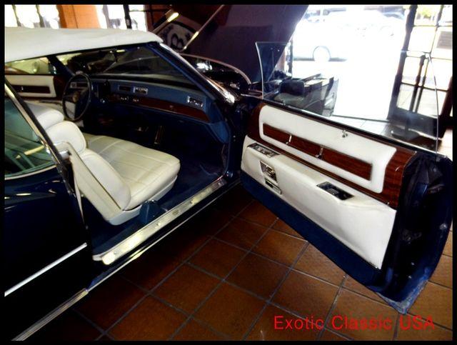 1976 Cadillac Eldorado San Diego, California 63