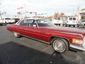 1976 Cadillac Sedan DeVille | Gilmer, TX | H.M. Dodd Motor Co., Inc. in Gilmer TX