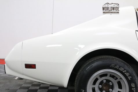 1976 Chevrolet CORVETTE T-TOP CAR 350 V8 AUTOMATIC EXTREMELY CLEAN   Denver, Colorado   Worldwide Vintage Autos in Denver, Colorado