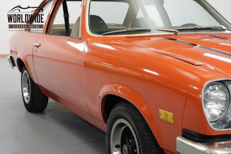 1976 Chevrolet VEGA NOTCHBACK 2 DOOR COLLECTOR GRADE | Denver, CO | Worldwide Vintage Autos in Denver, CO