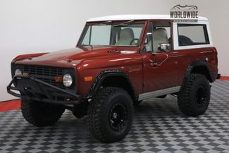 1976 Ford BRONCO 4X4 PS FRONT DISC 302 V8 MANUAL | Denver, Colorado | Worldwide Vintage Autos in Denver Colorado