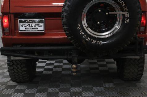 1976 Ford BRONCO 4X4 PS FRONT DISC 302 V8 MANUAL | Denver, Colorado | Worldwide Vintage Autos in Denver, Colorado