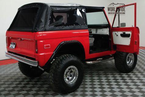 1976 Ford BRONCO 302 V8 3-SPEED MANUAL PS PB FRONT DISC 4X4 | Denver, CO | WORLDWIDE VINTAGE AUTOS in Denver, CO