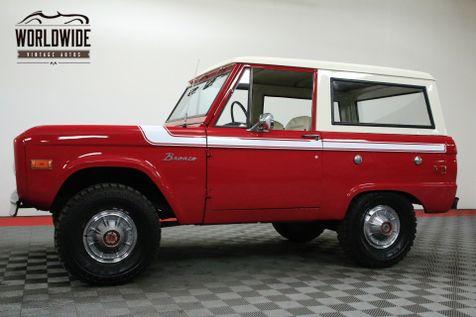 1976 Ford BRONCO RESTORED RARE UNCUT V8 EXPLORER PS   Denver, CO   WORLDWIDE VINTAGE AUTOS in Denver, CO