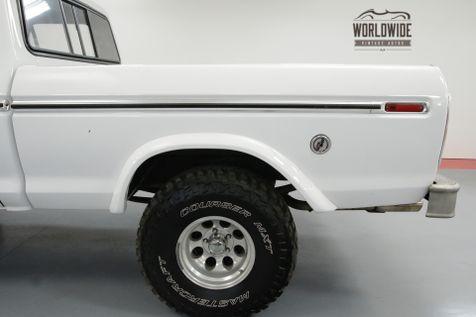 1976 Ford F-150 4X4 REBUILT 460 MOTOR 4 SPEED PS PB | Denver, CO | Worldwide Vintage Autos in Denver, CO