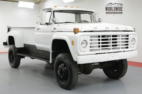 1976 Ford F600 RARE 4X4 F600 WITH 4,700 MILES | Denver, CO | Worldwide Vintage Autos in Denver, CO