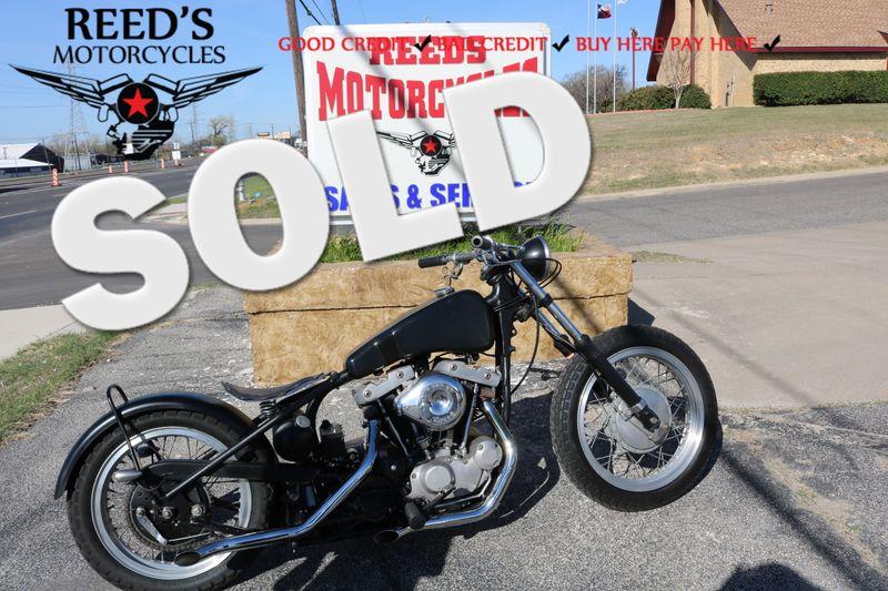 1976 Harley Davidson XL1000/TMU IRONHEAD | Hurst, Texas | Reed's Motorcycles in Hurst Texas