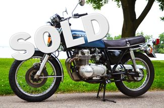 1976 Honda CB550F Menasha, Wisconsin