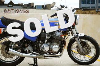 1976 Honda CB750-F1 SUPER SPORT Menasha, Wisconsin