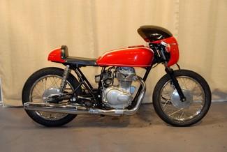 1976 Honda HONDA CJ360 T BUILT TO ORDER VINTAGE CAFE RACER MOTORCYCLE Cocoa, Florida 4