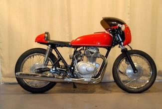 1976 Honda HONDA CJ360 T BUILT TO ORDER VINTAGE CAFE RACER MOTORCYCLE Mendham, New Jersey
