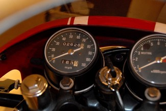 1976 Honda HONDA CJ360 T BUILT TO ORDER VINTAGE CAFE RACER MOTORCYCLE Cocoa, Florida 10