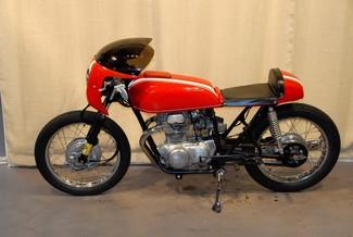 1976 Honda HONDA CJ360 T BUILT TO ORDER VINTAGE CAFE RACER MOTORCYCLE Cocoa, Florida 12