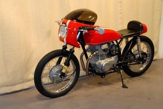 1976 Honda HONDA CJ360 T BUILT TO ORDER VINTAGE CAFE RACER MOTORCYCLE Cocoa, Florida 19