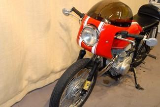 1976 Honda HONDA CJ360 T BUILT TO ORDER VINTAGE CAFE RACER MOTORCYCLE Cocoa, Florida 20