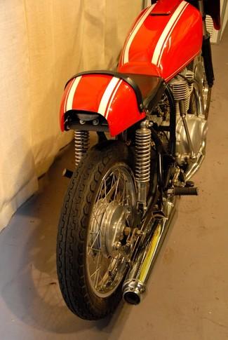 1976 Honda HONDA CJ360 T BUILT TO ORDER VINTAGE CAFE RACER MOTORCYCLE Cocoa, Florida 8