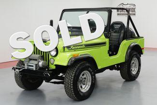 1976 Jeep CJ5 in Denver CO