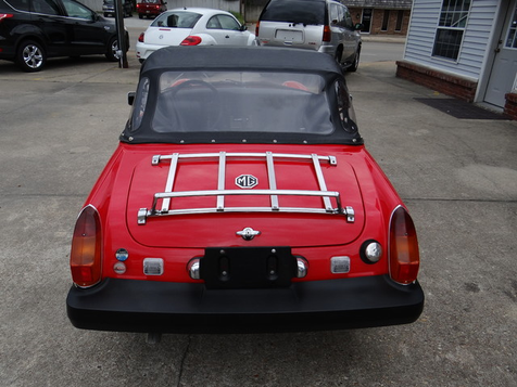 1976 Mg Midget  | Paragould, Arkansas | Hoppe Auto Sales, Inc. in Paragould, Arkansas