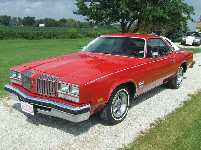 1976 Oldsmobile Cutlass GMO