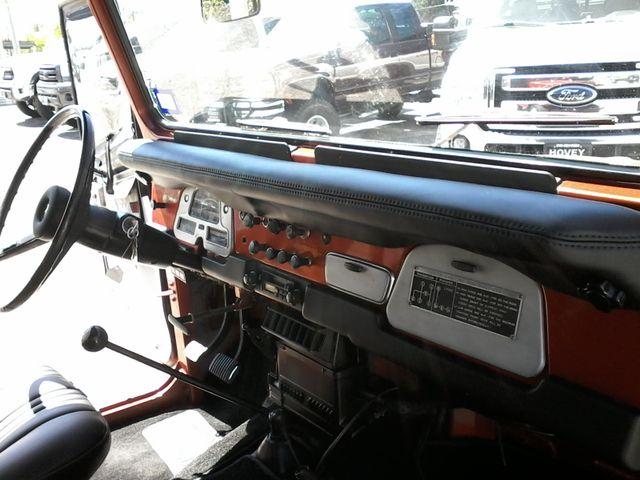 1976 Toyota FJ40 Land Cruiser FJ40 San Antonio, Texas 11