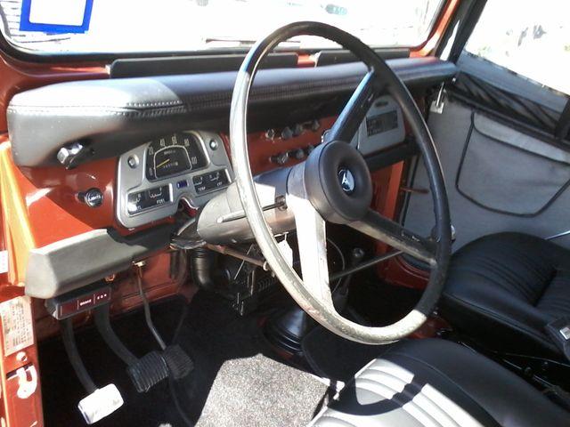 1976 Toyota FJ40 Land Cruiser FJ40 San Antonio, Texas 13