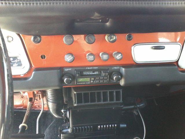 1976 Toyota FJ40 Land Cruiser FJ40 San Antonio, Texas 15