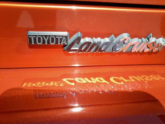 1976 Toyota FJ40 Land Cruiser FJ40 San Antonio, Texas 20