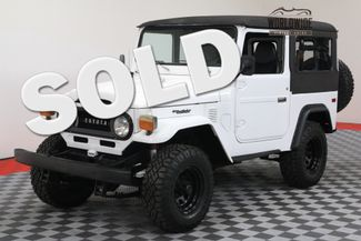 1976 Toyota LAND CRUISER FJ40 RESTORED REMOVABLE TOP 4 SPEED | Denver, Colorado | Worldwide Vintage Autos in Denver Colorado