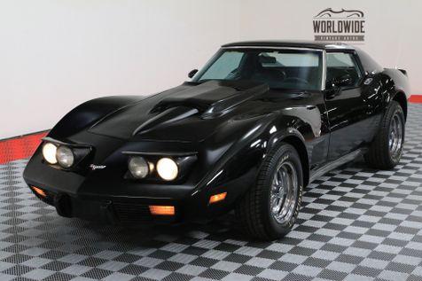 1977 Chevrolet CORVETTE 425 HP HIGH PO ENGINE AUTO T-TOPS  | Denver, Colorado | Worldwide Vintage Autos in Denver, Colorado