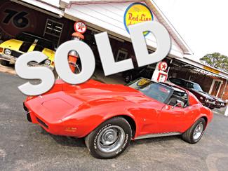 1977 Chevrolet CORVETTE  L-48 350 RedLineMuscleCars.com, Oklahoma