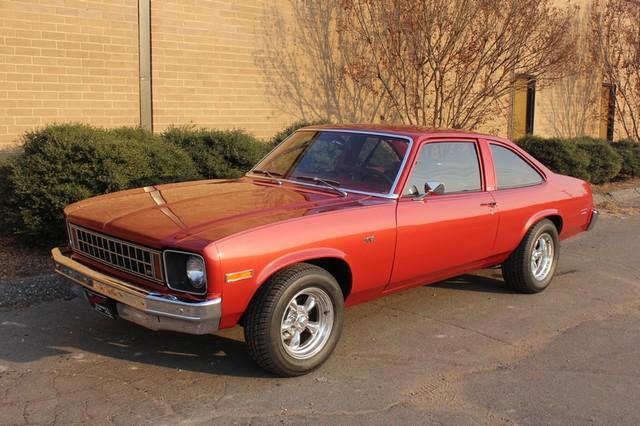 1977 Chevrolet Nova ORIGINAL BUILD SHEET! Mooresville , NC 21