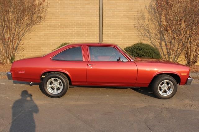 1977 Chevrolet Nova ORIGINAL BUILD SHEET! Mooresville , NC 14