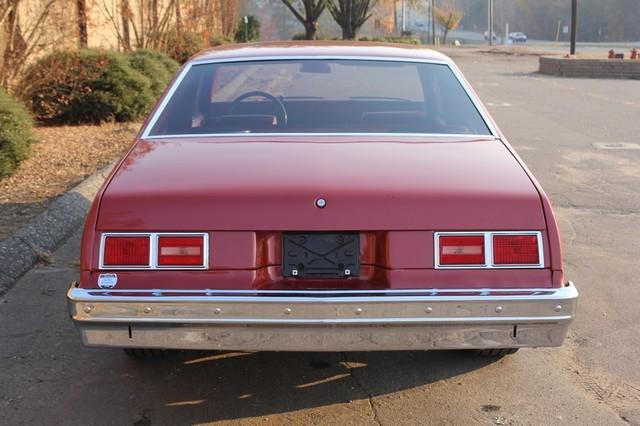 1977 Chevrolet Nova ORIGINAL BUILD SHEET! Mooresville , NC 17