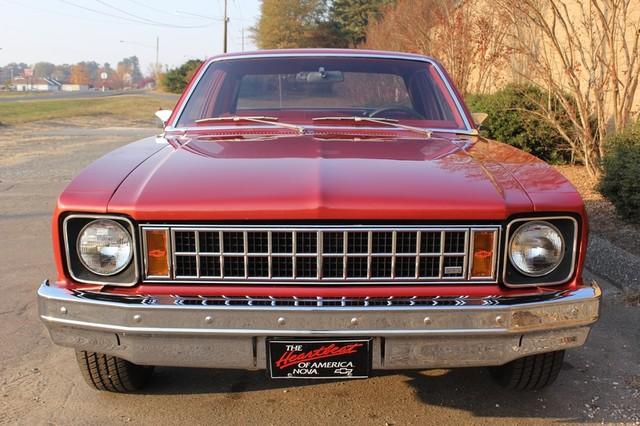 1977 Chevrolet Nova ORIGINAL BUILD SHEET! Mooresville , NC 16