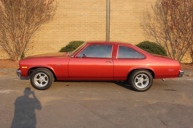 1977 Chevrolet Nova ORIGINAL BUILD SHEET! Mooresville , NC 15