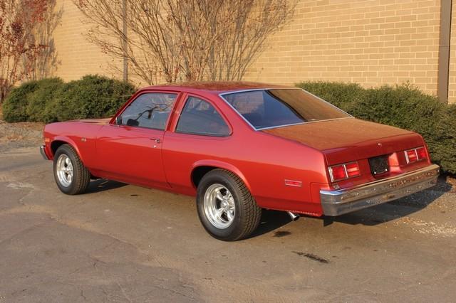 1977 Chevrolet Nova ORIGINAL BUILD SHEET! Mooresville , NC 23