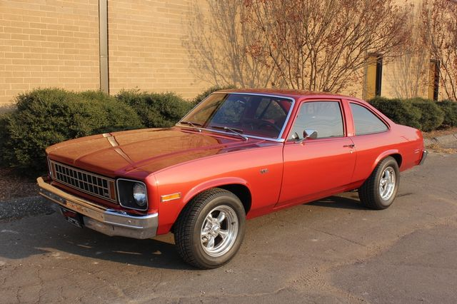 1977 Chevrolet Nova ORIGINAL BUILD SHEET! Mooresville , NC 21