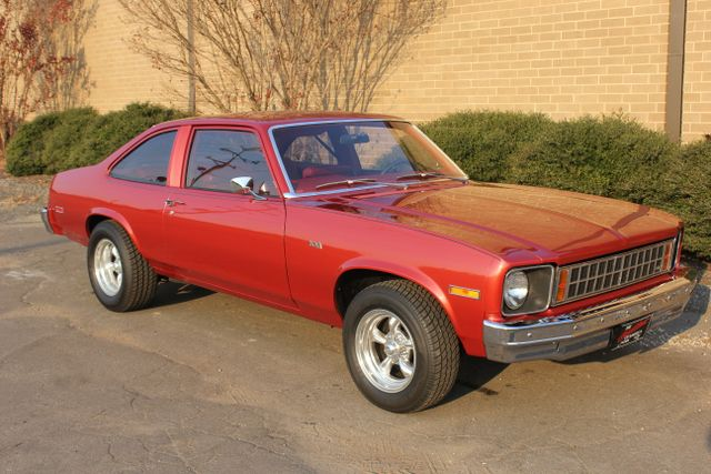 1977 Chevrolet Nova ORIGINAL BUILD SHEET! Mooresville , NC 20