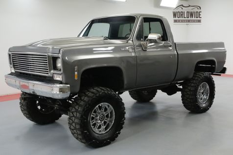 1977 Chevrolet PICKUP LIFTED SHORTBOX 4X4 | Denver, CO | Worldwide Vintage Autos in Denver, CO