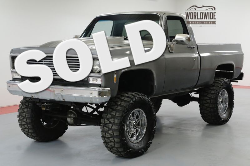 1977 Chevrolet PICKUP LIFTED SHORTBOX 4X4 | Denver, CO | Worldwide Vintage Autos