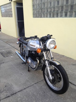 1977 Ducati 500 GTL MADE TO ORDER VINTAGE CAFE RACER Cocoa, Florida 3